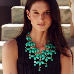 Anthropologie Vetula Bib Necklace